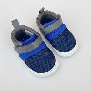 Robeez Ro + Me Jake Soft Sole Sneakers 0-6 month